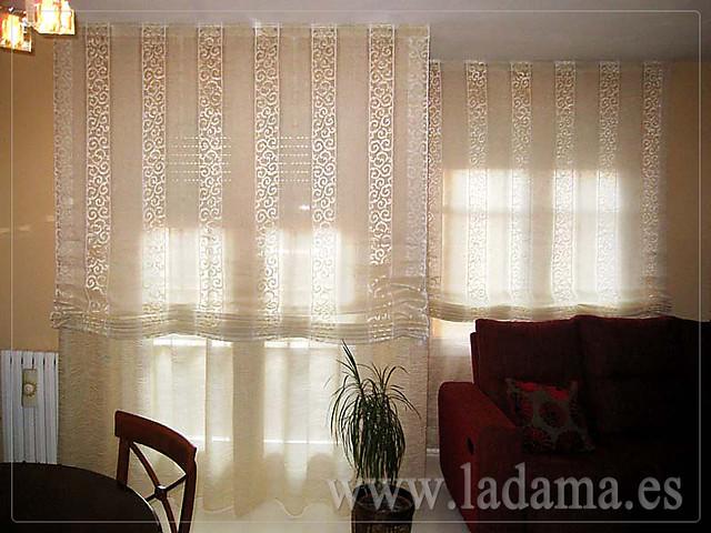 Decoraci n para salones cl sicos cortinas con dobles cort flickr photo sharing Cortinas para salones clasicos