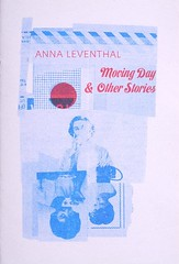 Cover of Anna Leventhal's Paper Pusher chapbook