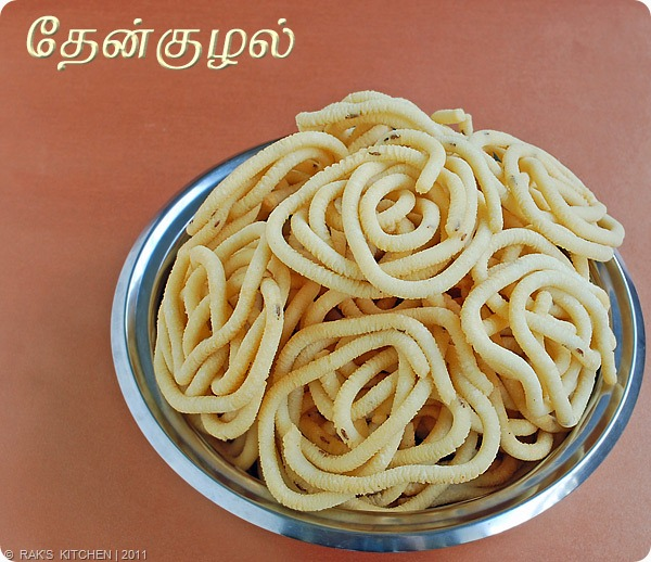 Thenkuzhal-murukku-recipe