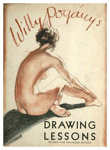 038-Willy Pogany's Drawing Lessons-via Asifa-Holliwood Animaton Archíve