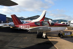 TB-20 Trinidad G-CORB