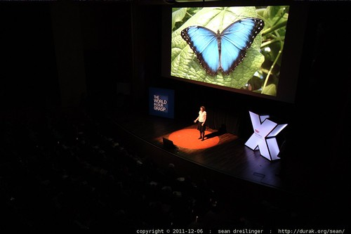 Jakki Mohr of The University of Montana Missoula explains Biomimicry to TEDxSanDiego    MG 3948