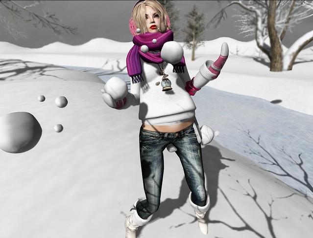 Snowballs !