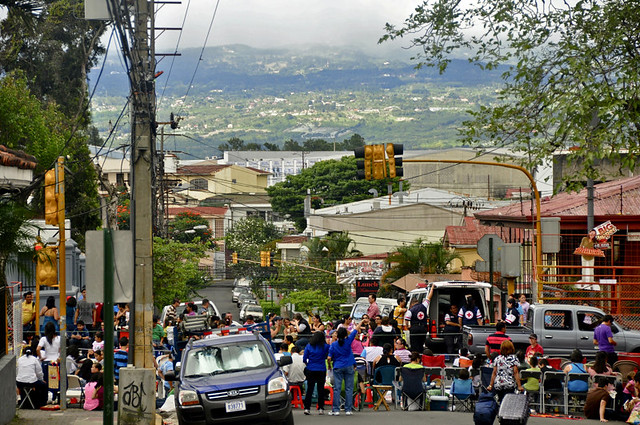 Paseo Colon FESTIVAL DE LA LUZ 2011