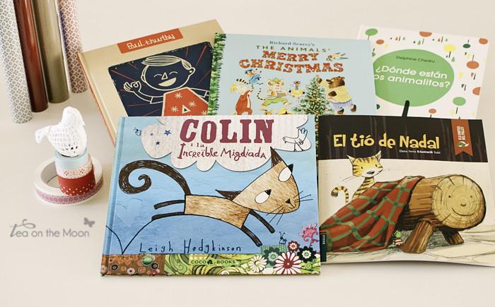 Libros Navidad 2