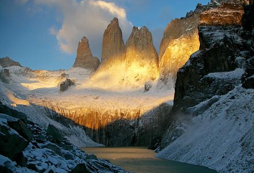 Sunrise, Torres