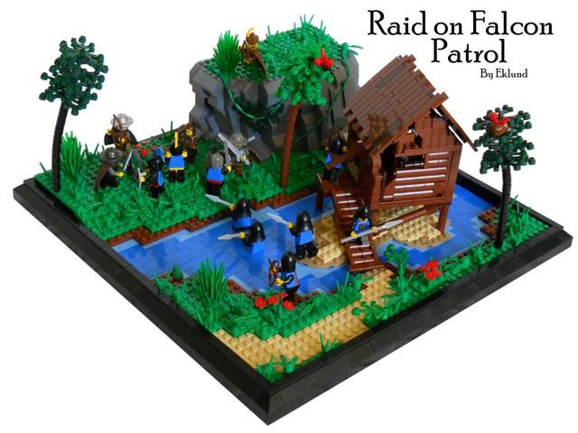 Raid on Falcon Patrol