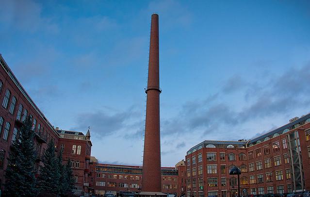 Tampere building