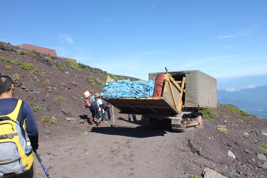 Mt. Fuji experience report (Yoshida route) Part4 (20)