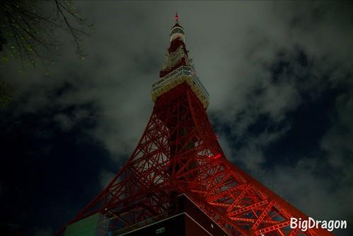 全消灯東京タワー