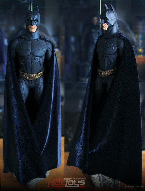 Hot Toys Batman Begins Bruce Wayne Exclusive