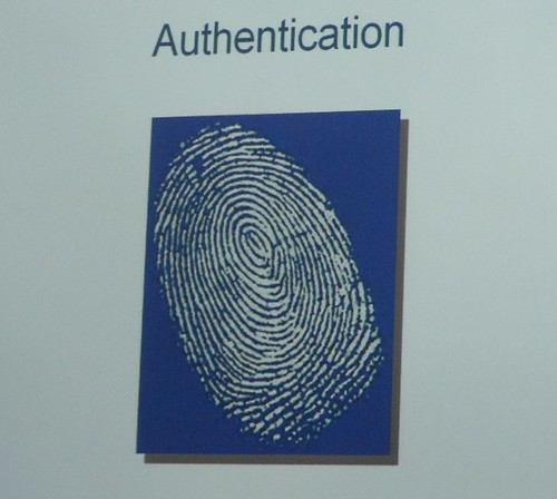 authentication photo