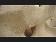andré bloc, sculpture habitacle / architectural sculpture video
