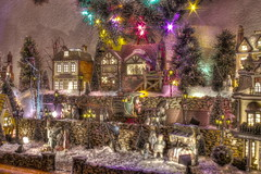 Dicken's Christmas Village 2011