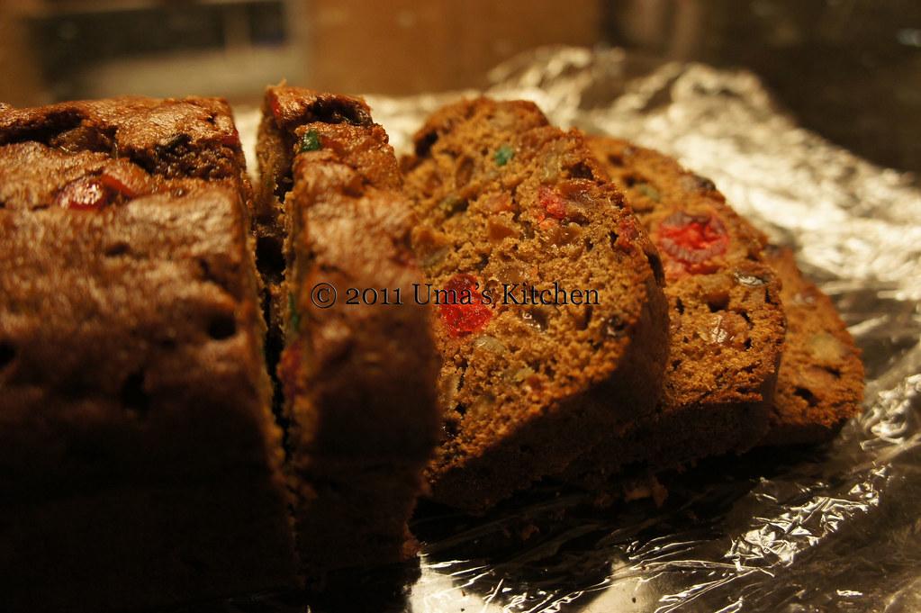 Fruit Cake Recipe Rak S Kitchen