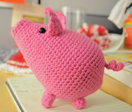 Piggy by Lindsey Bell