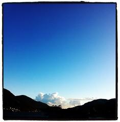 The sky over Sessa (TI, Switzerland)
