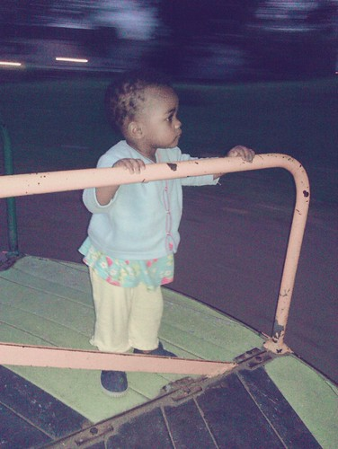 Thanda In The Playground