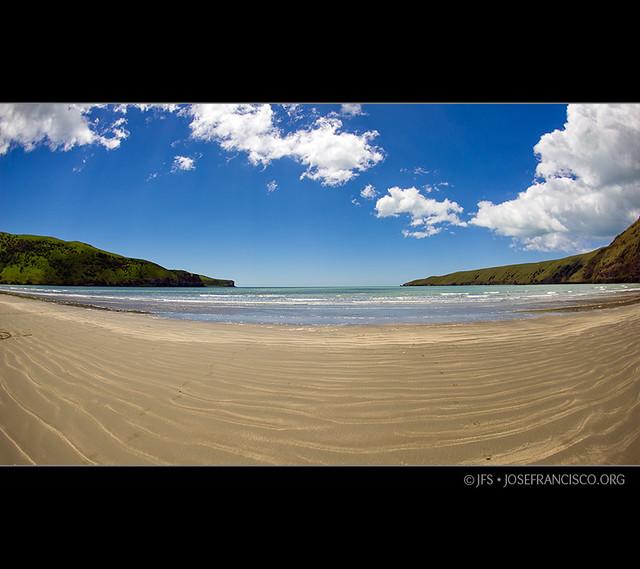 Okains Bay Beach, NZ [3251]