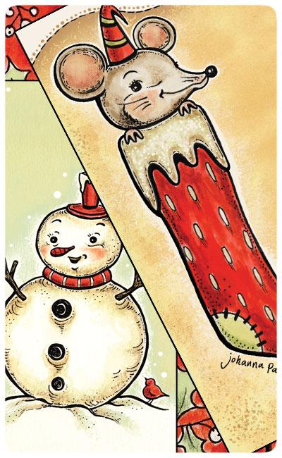 Snowman-&-Mouse