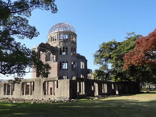 A-bomb dome - Hiroshima by girl from finito
