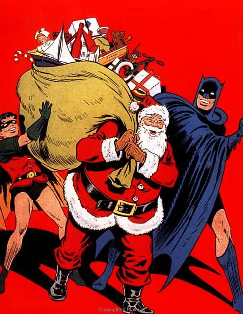 Have a SUPER holiday season!