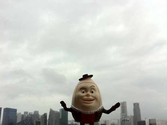 Rule the World, Humpty!