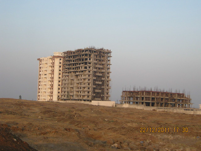 Elite Homes, Ready Possession (A Wing) & Under Construction (B & C Wing), 1 BHK & 2 BHK Flats, Wakad, Pune 411 057