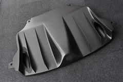 SiFo Original Carbon Fiber Prepreg Rear Diffuser for Clio / Lutecia Ⅲ RS