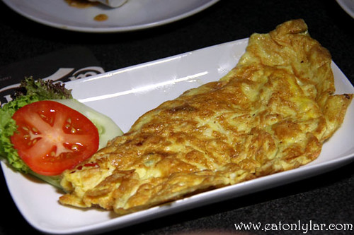 Spanish Omelette, Beer Belly