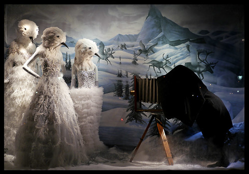 Bergdorf Xmas Windows 0478