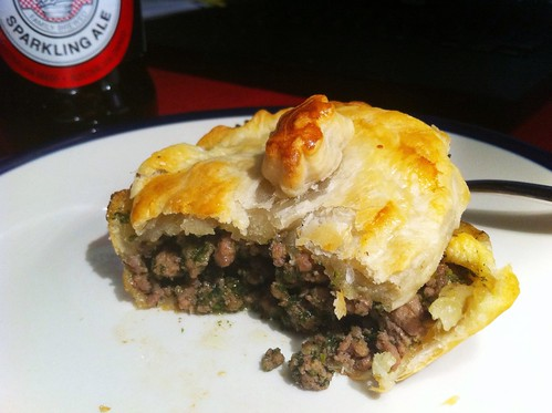 Meat & Secret Spinach Pie by mjd-s