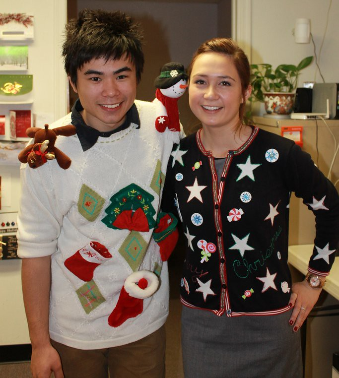 ugly sweater day 001