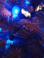 Blue Christmas and Hannukah, too