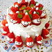 2011/12/24 home-made Christmas cake by k-tokyo