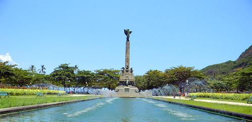 Monumento aos Heróis da Laguna