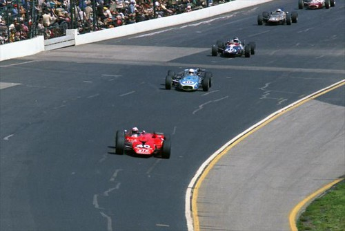 The 1967 Indianapolis 500