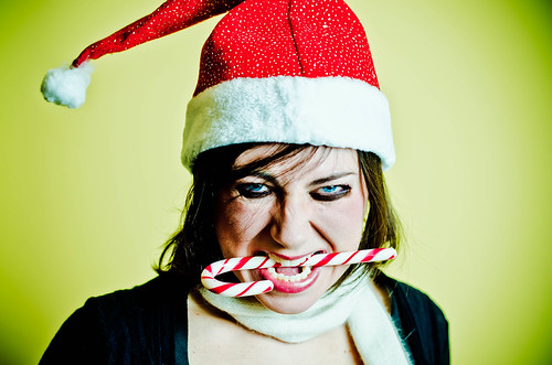 Idee per le acconciature di Natale
