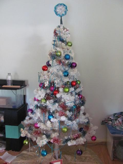 Christmas tree 2011 day