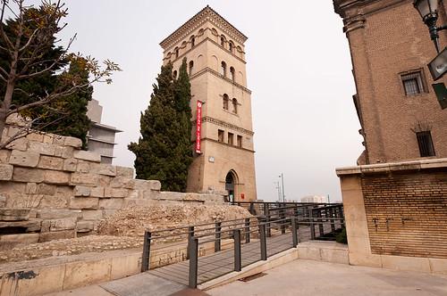 Torreón de la Zuda – Oficina de Turismo de Zaragoza