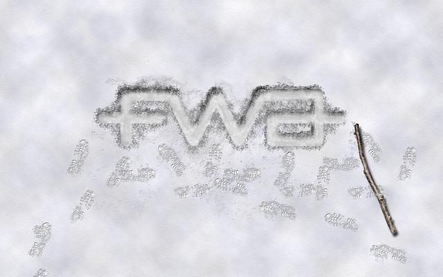 FWA Snow Wallpaper
