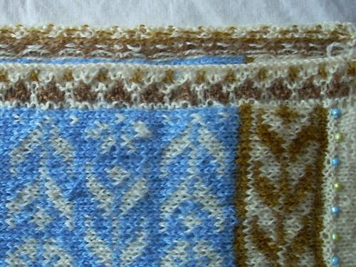 Stranded garter stitch by Asplund