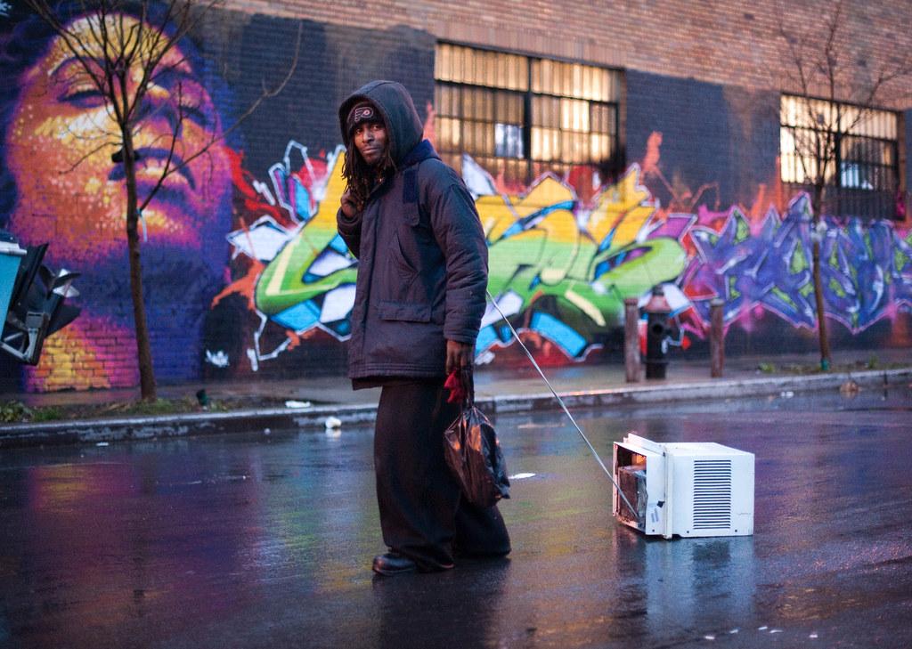 Prince: Hunts Point, Bronx