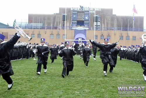 2011 NUMB Seniors Take the Field