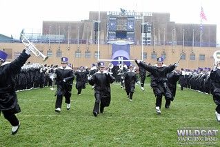 2011 NUMB Seniors Take the Field