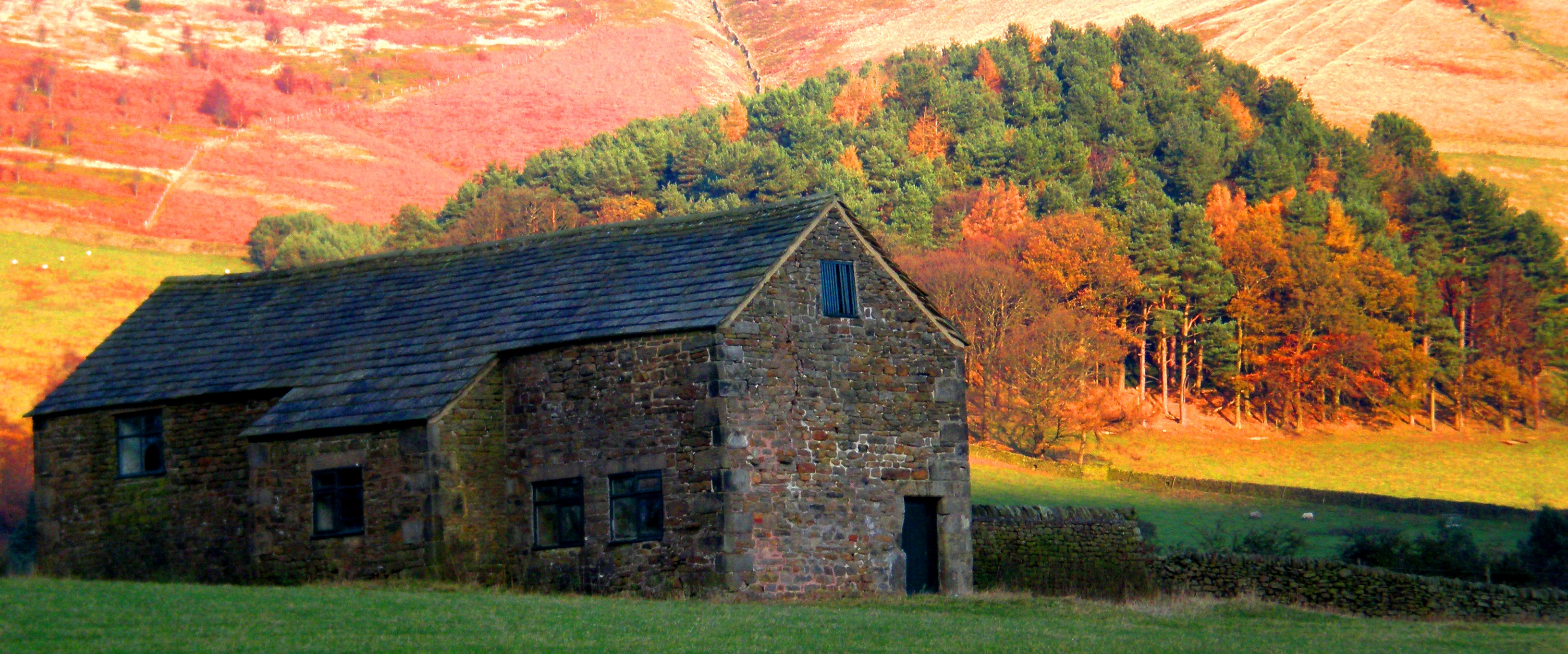 Peak District Cottage Dailyshoot Edale Flickr Photo