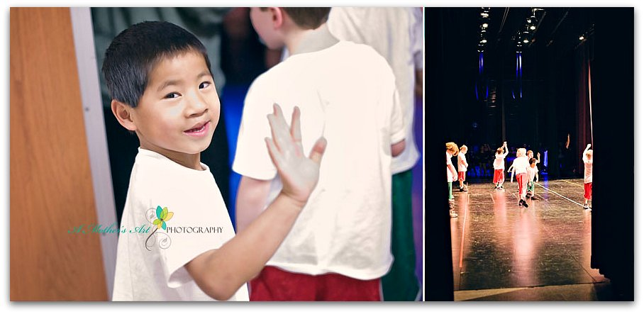 Holiday Recital 2011 Diptych