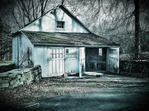 A Beautiful Old Shed