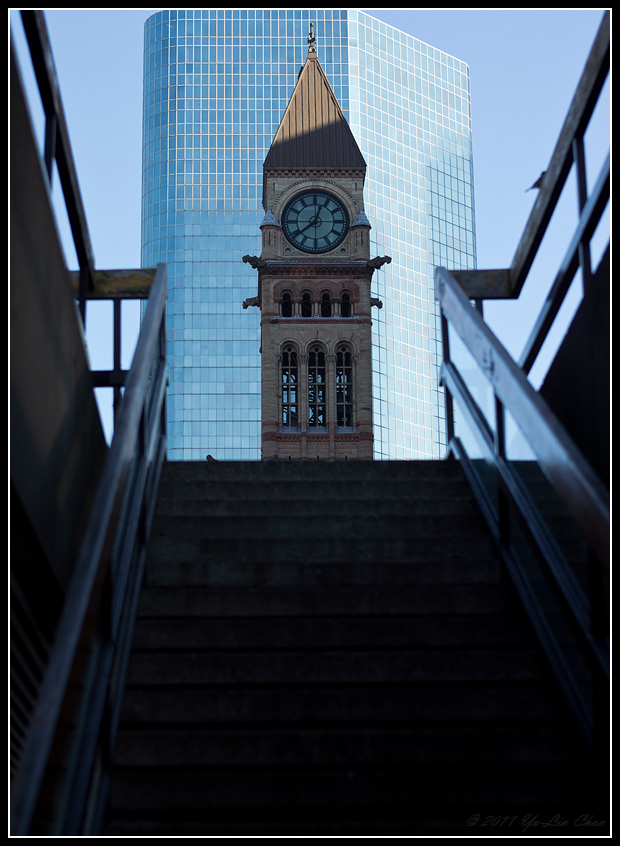 Toronto Old City Hall Tower