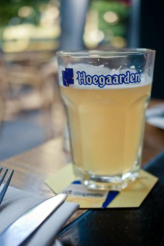 Hoegaarden witbier